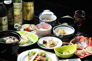 夕食の献立は一月半~二か月に一回の頻度で変わる